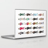 murray Laptop & iPad Skins featuring Murrays by Derek Eads