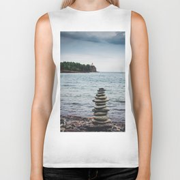 All Stacked Biker Tank