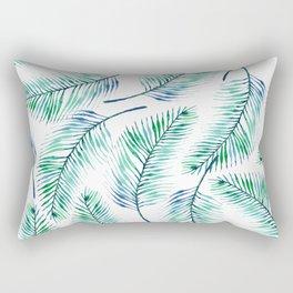 Palms #society6 #decor #buyart Rectangular Pillow
