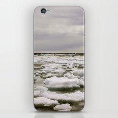 Ice water iPhone & iPod Skin