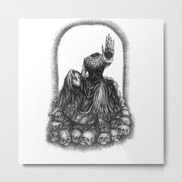 Sydratha Metal Print