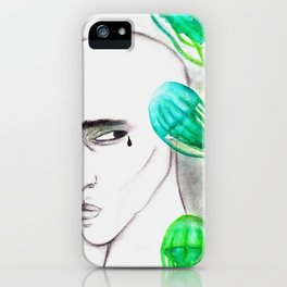 Jellyfishes iPhone Case