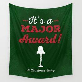 It's a Major Award! Wall Tapestry