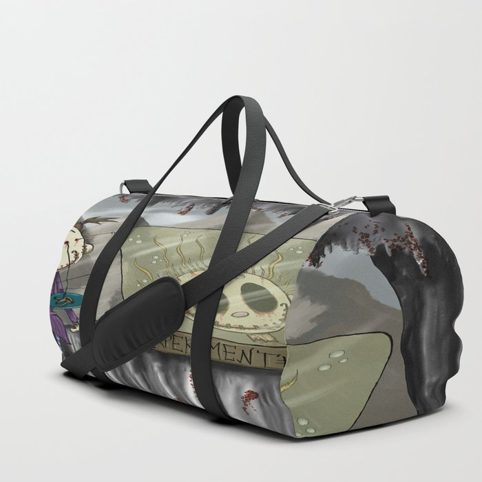 Experiment Number Two Duffle Bag