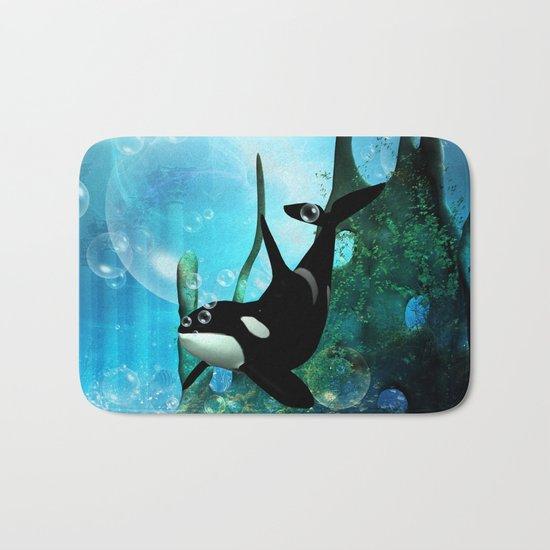 Orca Bath Mat
