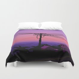 Sleepwalking Duvet Cover