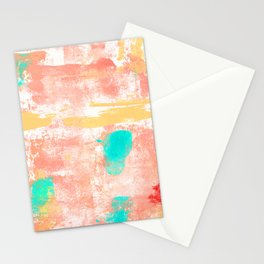 PEACH DELIGHT Stationery Cards