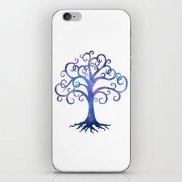 Twilight Tree iPhone Skin