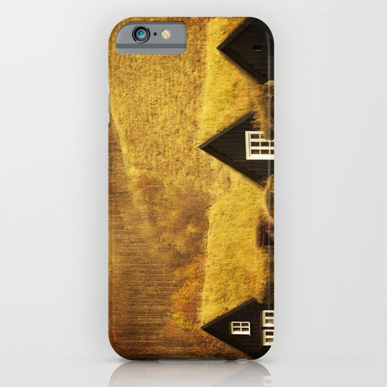 Turf Houses of Iceland iPhone & iPod Case