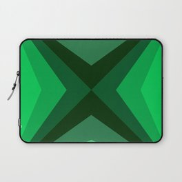shades of green Laptop Sleeve