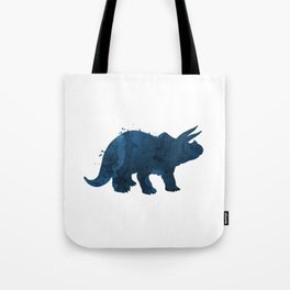 Triceratops Tote Bag