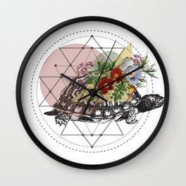 The Ancients_3 Wall Clock