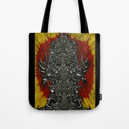 Goodbye, Gehenna Tote Bag