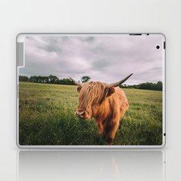 Epic Highland Cow Laptop & iPad Skin