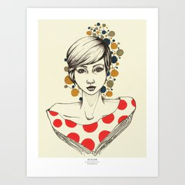 We Bloom Art Print