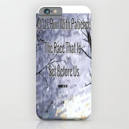 The Race iPhone Case