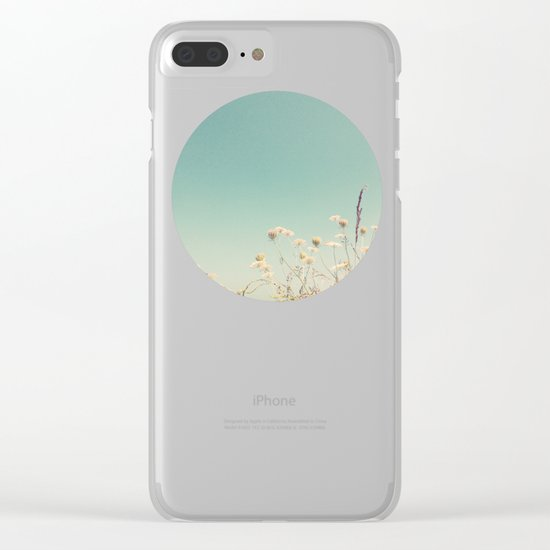 My Summer of Love Clear iPhone Case
