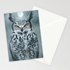 By the light of the Moon... Stationery Cards