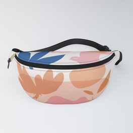Abstraction_Floral_Nature_Wonderful_Day_002 Fanny Pack