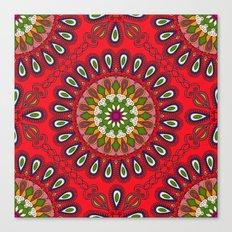 Mandala 62 Canvas Print