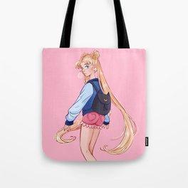 """Casual"" Sailor Moon Tote Bag"