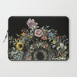 Circle of Life Dark Laptop Sleeve