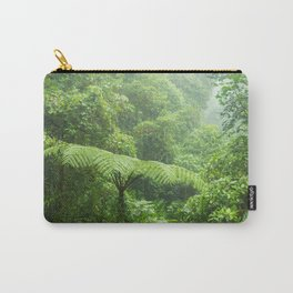 Misty rainforest in Monteverde cloud forest reserve Carry-All Pouch