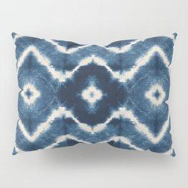 Shibori, tie dye, chevron print Pillow Sham