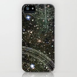 The Stars and the Sea iPhone Case