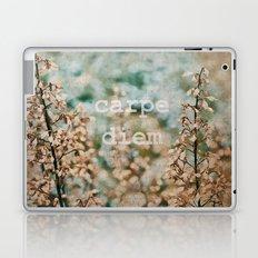 Carpe Diem: Seize the Day Laptop & iPad Skin