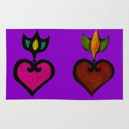 Sagrado Corazón Rug