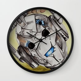 Goodnight, Old Friend Wall Clock