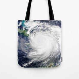 Gulf Coast Hurricane Tote Bag