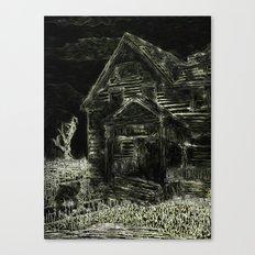 Whisperhouse Canvas Print