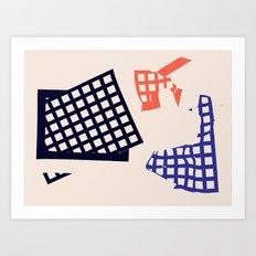 Practice Gravity Art Print
