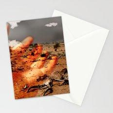 kuraklık Stationery Cards
