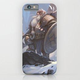 Gorimbur Axehand iPhone Case