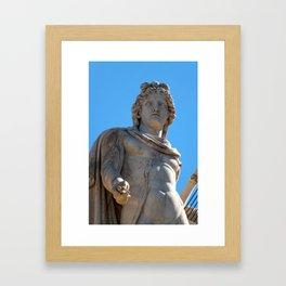 Athens II Framed Art Print