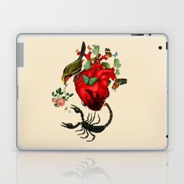 Heart Attack Laptop & iPad Skin