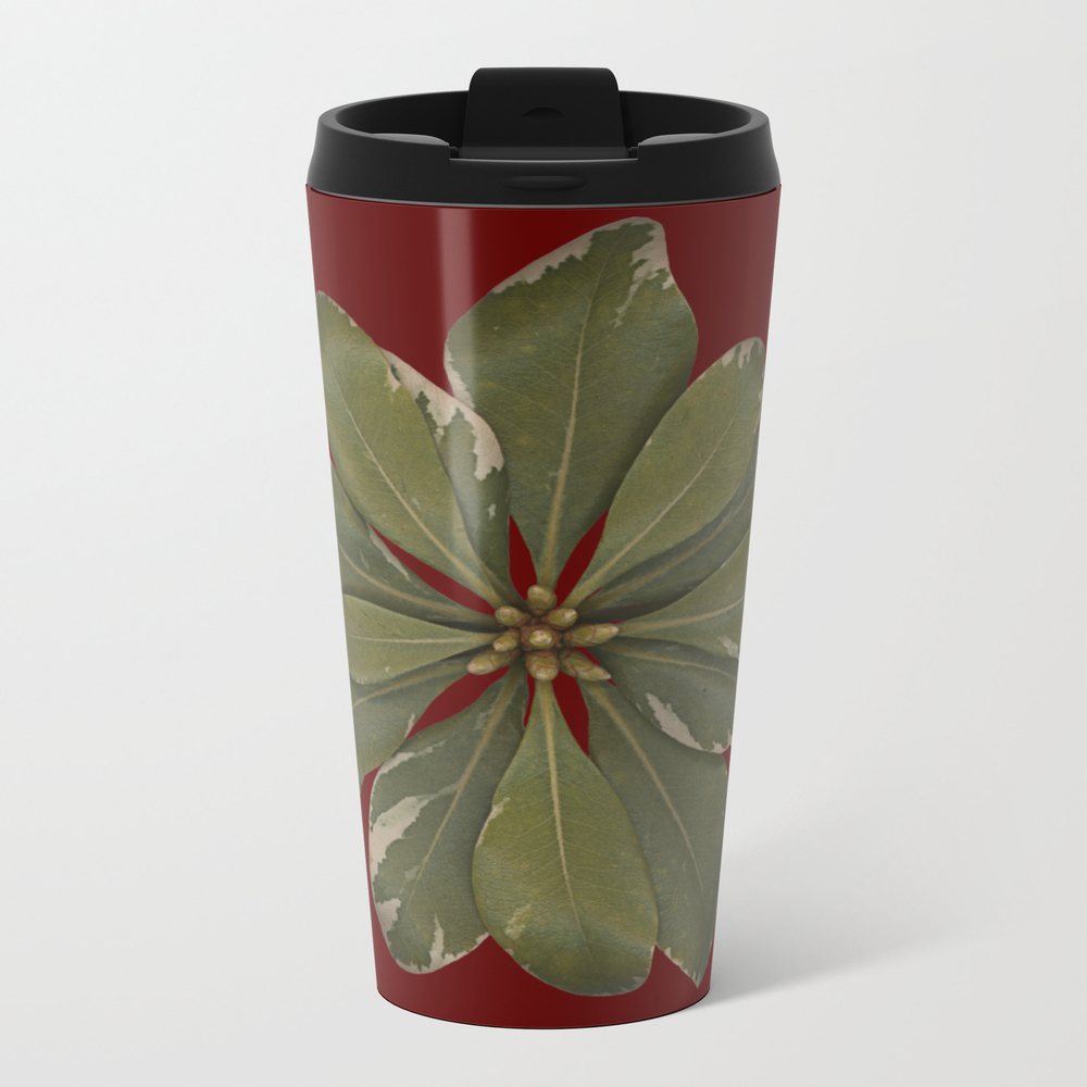 Green Leaf Travel Cup TRM8240098
