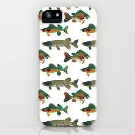 Freshwater Favorites iPhone Case