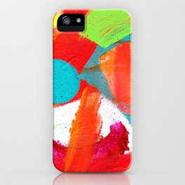 Lil' Ditty II iPhone Case