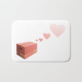 Love Box Bath Mat