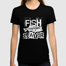 Funny Largemouth Bass Fishing Freshwater Fish Gift T-shirt