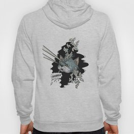 Meow... and fear me! Hoody