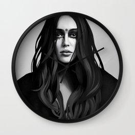 Lexa Wall Clock