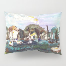 Put n Bay painting 2 Pillow Sham
