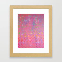 COMPLIMENTARY LOVE Framed Art Print