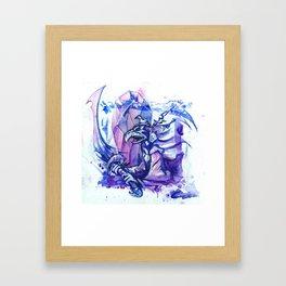 DARK CRYSTAL - SKEKSIS Framed Art Print