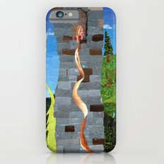 Let her hair down iPhone 6s Slim Case